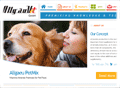 Website Development in Egypt :Allgaeuvet :Animal Nutrition