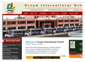 Website Development in Egypt :Dream Internationl Schools :Dream Land