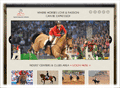Website Development in Egypt :Egyptian Equestrian Federation :EEF