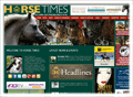 Website Development in Egypt :Horse Times Egypt :The Leading Equestrian Magazine In The Middle East