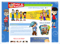 Website Development in Egypt :Oronfol & Oronfola :Kids Magazine :In English & Arabic