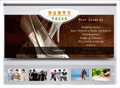 Website Development in Egypt :Party Yalla : All Party Needs